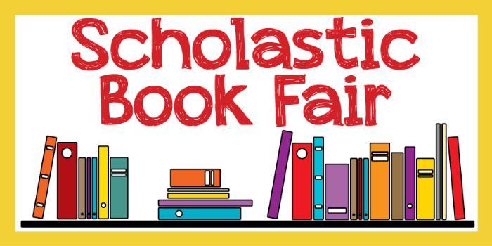 scholastic book fair 2019 spring